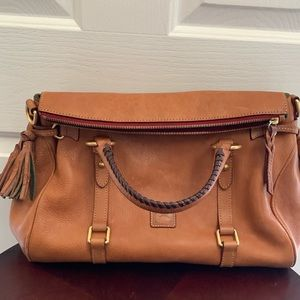 Dooney and Bourke leather large Florentine bag